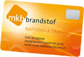 nationale tankpas